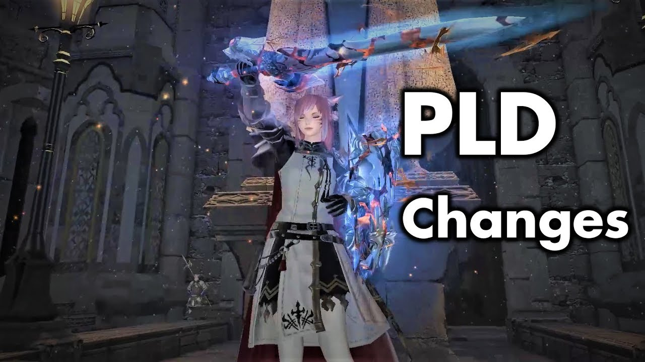 FFXIV - Shadowbringers - Paladin abilities & changes