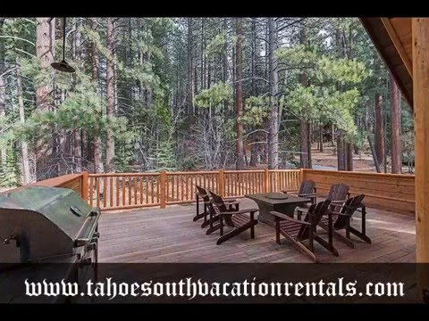 Tahoe South Vacation Rentals  South Lake Tahoe Cabin Rentals