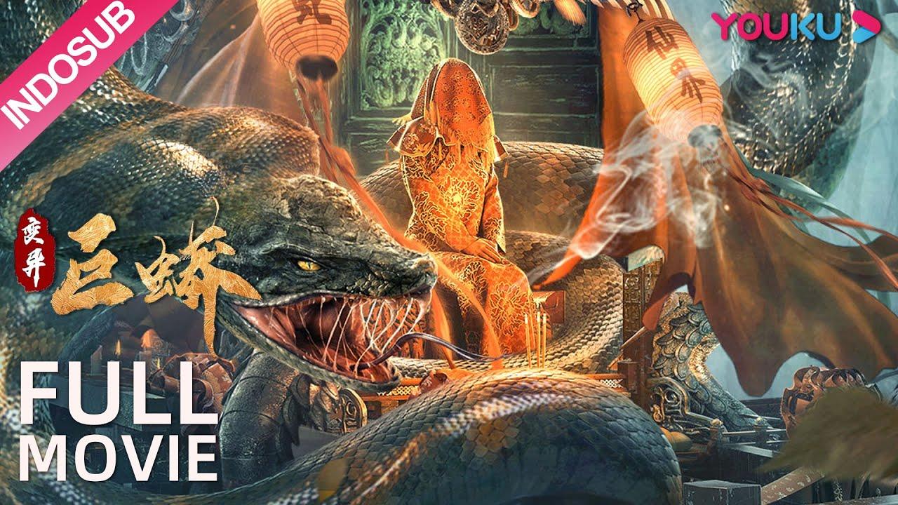 INDO SUB [Mutant Python] Pasukan Empat Penangkap Ular Melawan Millennium Python