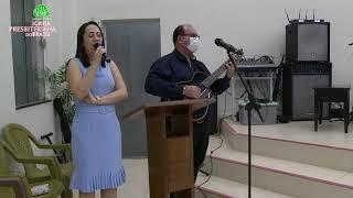 Culto de Adoração - 02/05/2021 - Igreja Presbiteriana do Calhau