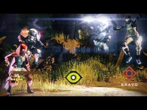 Destiny runnin into streamers