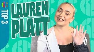 Lauren Platt Top 3 Challenge!