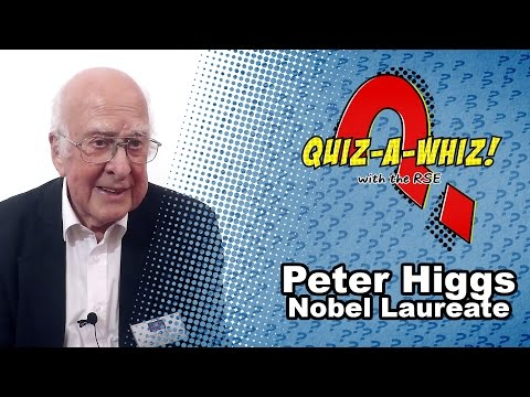 Peter Higgs on Being a Theoretical Physicist