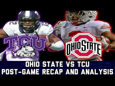 be1ff47d21 Ohio State vs TCU Post-Game Recap And Analysis