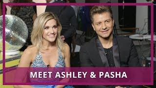 Strictly 2018 | Ashley Roberts & Pasha Kovalev Interview