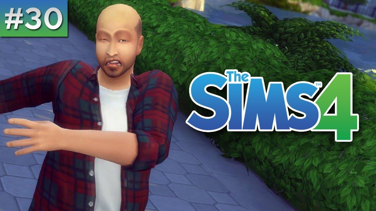 Momen Lucu Sims