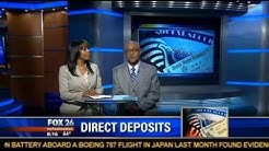 Social Security Direct Deposit