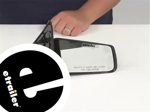 Etrailer | CIPA Replacement Mirrors - Replacement Standard Mirror - CM42140 Review