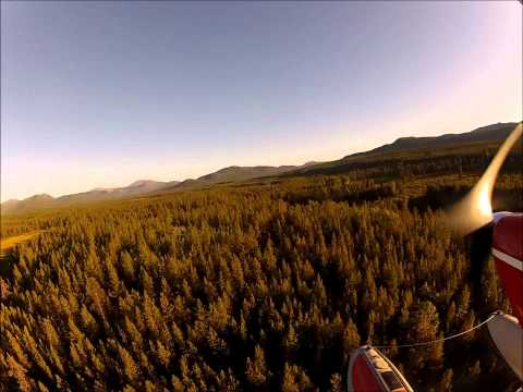 Day in The Life of a Yukon Bush Pilot
