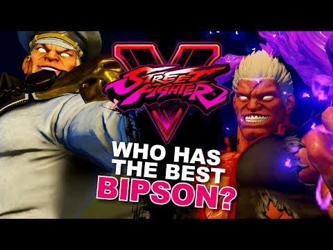 Tampa Bison (M. Bison) VS NS Footwurk (M. Bison) SF5 * FT3