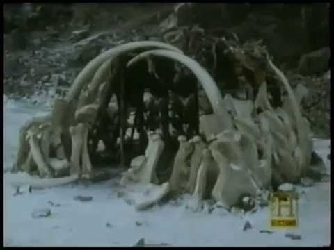 Life in the Paleolithic/Ice age -  History Documentary