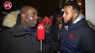 Arsenal 2-0 Man United | Torreira The Askari Was Man Of The Match! (Livz)