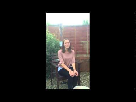 Brouha Ice Bucket Challenge - Helen