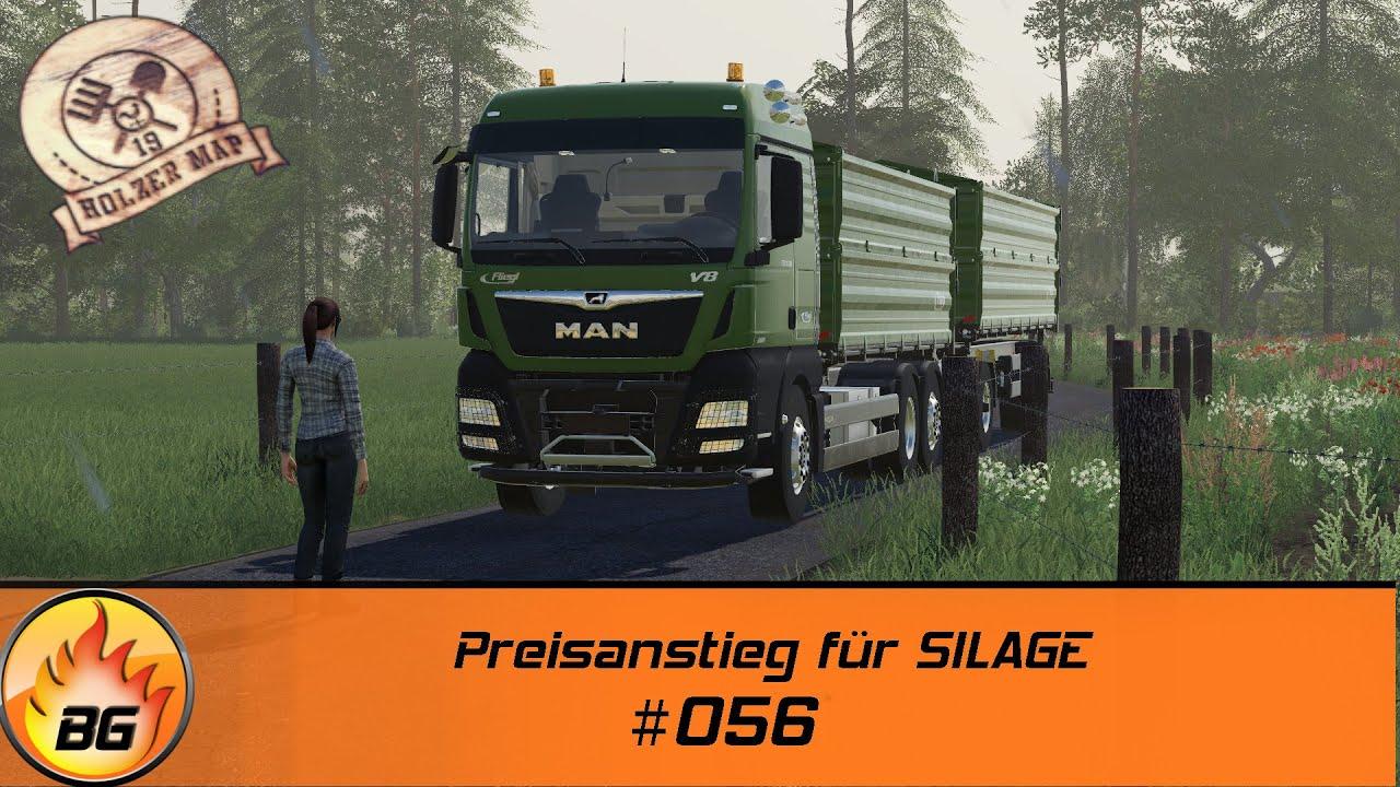 LS19 - Holzer Challenge #056 | Preisanstieg für SILAGE | FS19 | Let's Play [HD]