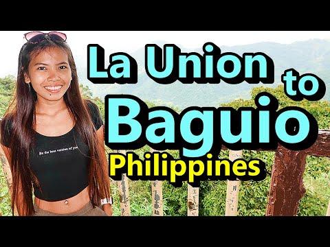 Arriving In Baguio Philippines (Luzon RoadTrip)