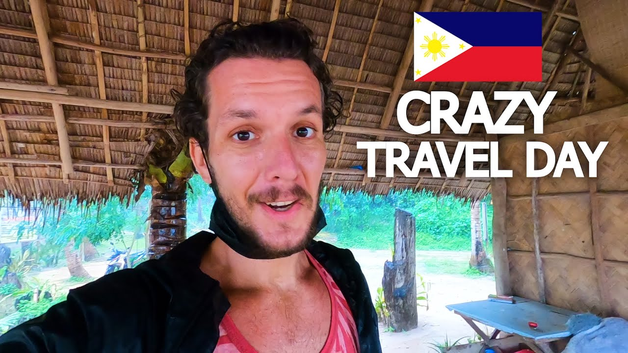 CRAZY DAY IN THE PHILIPPINES! 🇵🇭 RAINY SEASON TRAVEL