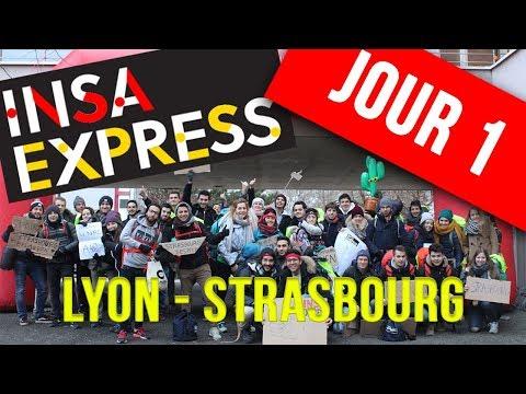 Jour 1 // INSA Express #insaexpress