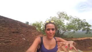 #SriLanka #Sigiriya #LeeuwenRots #TatyTravels #Corendon