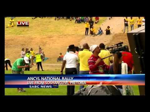 Collen Maine ANCYL rally address: Pretoria