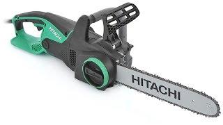 Обзор электропилы Hitachi CS 35(Мощный мотор. Автоматическая подача смазки на цепь и механизм регулировки количества смазки цепи...., 2015-04-14T10:31:56.000Z)