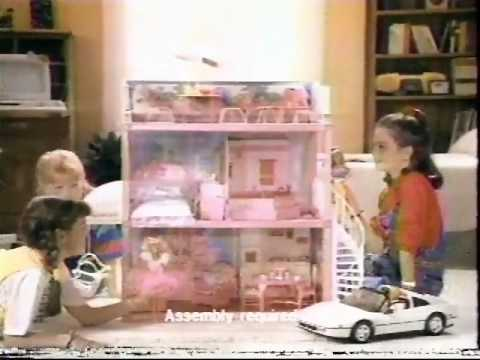 1989 Barbie Sweet roses - Sweet Home - Living Pretty Furniture 80s ...