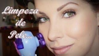 Spa em casa, Limpeza de pele com o Power Perfect Pore