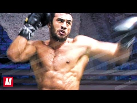 Badr Hari Kickboxing Training | Workout Highlights