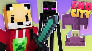 Minecraft Survival | END CITY | Foxy's Survival World [111]