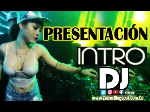 GRAN PRESENTACIÓN PARA DJ (FULL INTROS DJ´S)