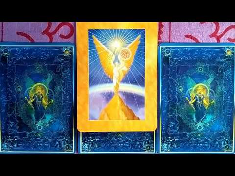 January 15 - 21, 2018 Weekly Angel Tarot & Oracle Card Reading