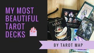 My most beautiful tarot decks VR to Tarot Alchemist