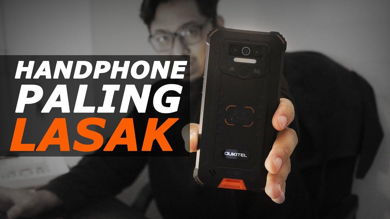 HANDPHONE WATERPROOF KHAS UNTUK RIDER GRAB   OUKITEL WP5 PRO