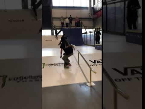 Annie Guglia at Am Getting Paid and The Boardr Am Season Finals