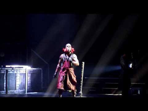 RammsteinRammlied Globe Arena 20100220 HD
