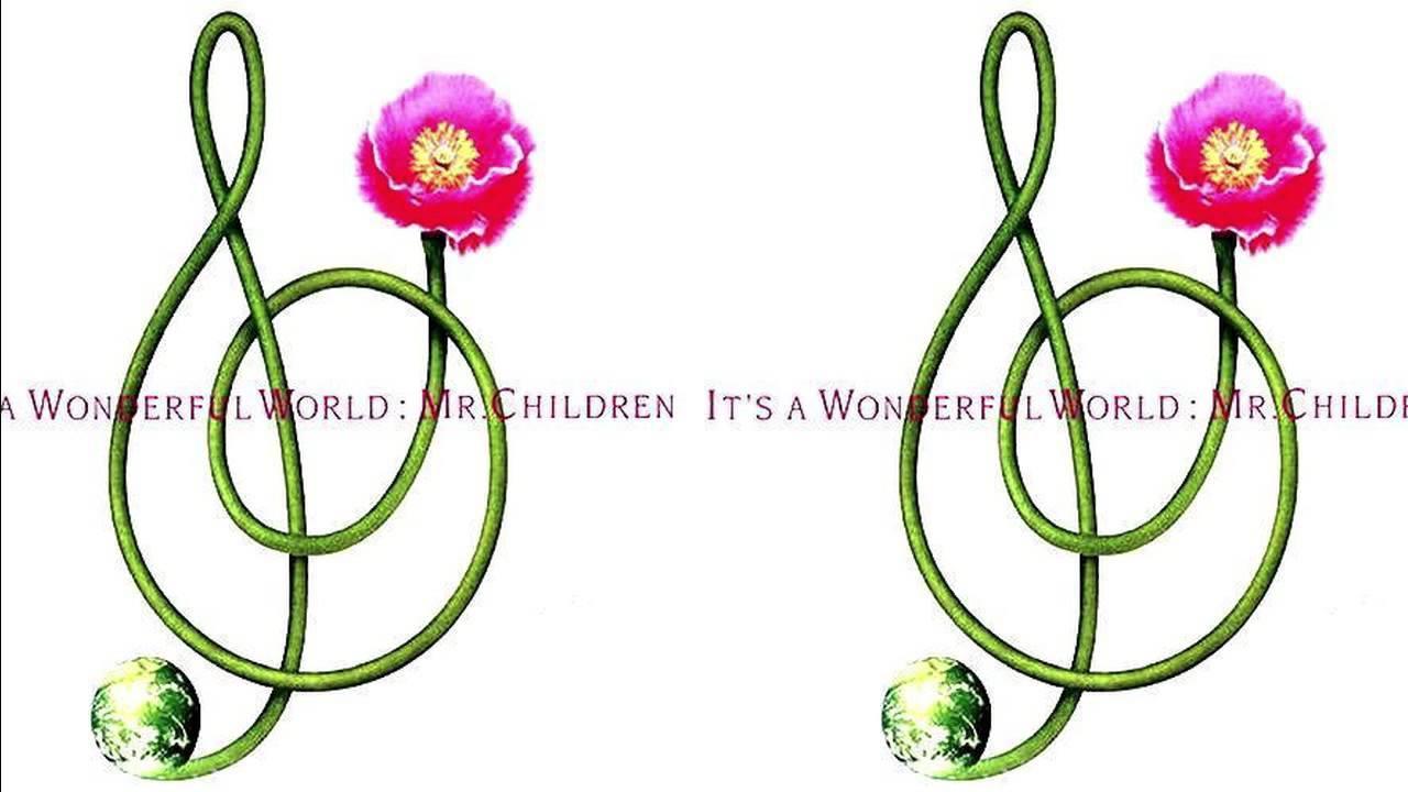 歌ってみた ufo mr children it s a wonderful world 収録曲