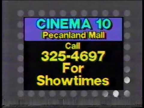 Cinemark Theatres This Day in Hollywood ad 1987 Monroe