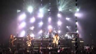 X Japan LA 9-25-2010 #8 Kurenai (紅 )