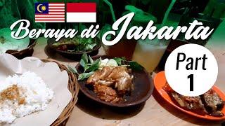 Orang KL Raya di Jakarta | #1 Tiba di Jakarta