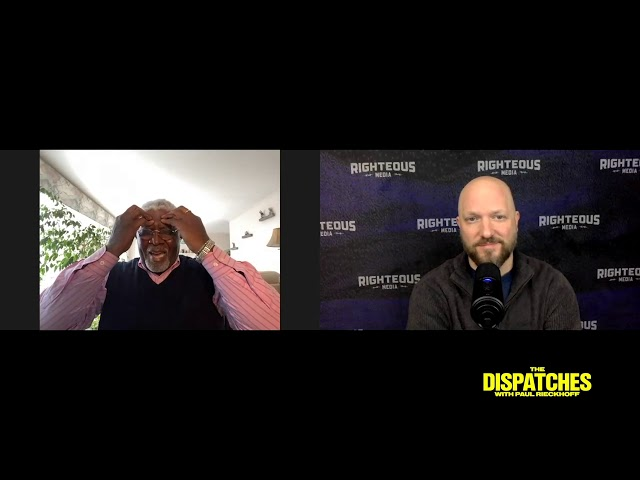 THE DISPATCHES: EPISODE 6 - WAYNE SMITH - THE CHALLENGE AHEAD
