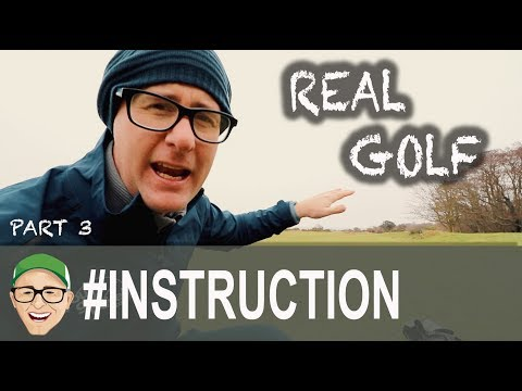 MARK CROSSFIELD REAL GOLF PART 3