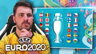 PREDICTING THE ENTIRE EURO 2020!!!