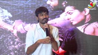 Dhanush speaks about his experience working in Mariyaan | Bharat Bala, AR Rahman, Parvathi Menon