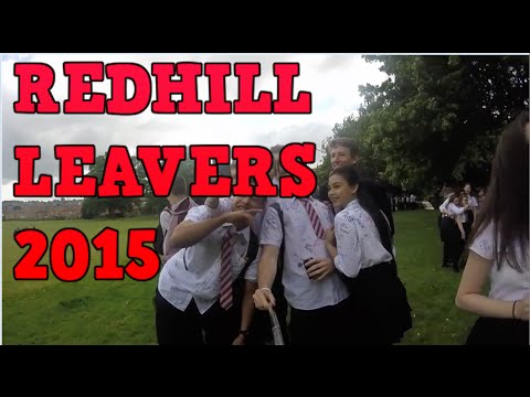 The Redhill Academy - 2015 Leavers