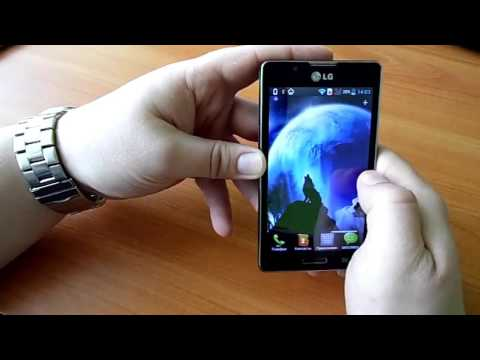 Спустя 3 года \ LG P713 (Optimus L7 II)
