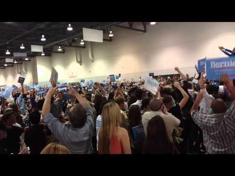 Clark County (las Vegas) Nevada delegate convention.. Berning up!!