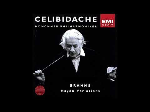 Brahms - Haydn Variations - Celibidache, MPO (1980)