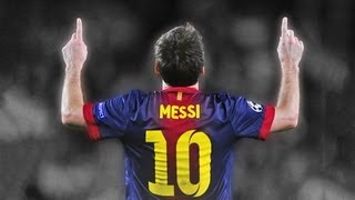 Lionel Messi - Lose Yourself - Skills & Goals - 2013 - HD