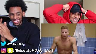 Kevin Hart on Blake Griffin Not Playing for OKC   Cold as Balls   Laugh Out Loud Network - Reaction