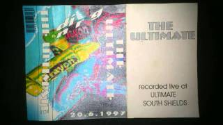 The Ultimate, 20,06,1997, DJ NRG, DJ Attack MC