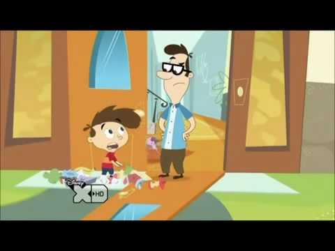 Kid vs. Kat (1x10A) - One Big Happy Family